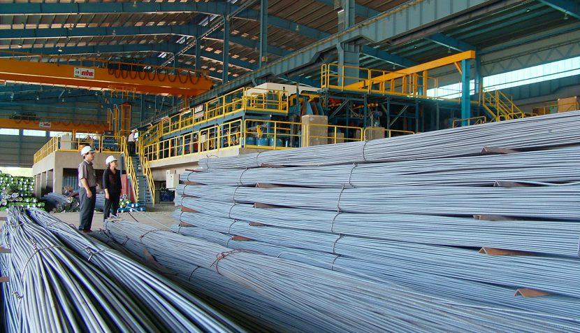 Tiêu thụ thép Nga tăng 5% là nhờ ngành xây dựng